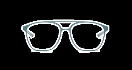 VOYOU eyewear - Spartacus - 3D gedruckte Brille - eckig - Doppelsteg - Aviator - Damen & Herren - Unisex | 3D printed glasses - square - double bridge - Ladies & Men | Lunettes imprimées en 3D - carée - Aviateur - double pont - Femme & Homme