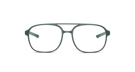 VOYOU eyewear - Platon - 3D gedruckte Brille - eckig - oval - Doppelsteg - Aviator - Herren | 3D printed glasses - square - double bridge - Men | Lunettes imprimées en 3D - carée - Aviateur - double pont - Homme