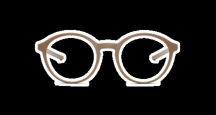 VOYOU eyewear - Nietzsche - 3D gedruckte Brille - rund - oval - Panto - Damen & Herren - Unisex | 3D printed glasses - round - Ladies & Men | Lunettes imprimées en 3D - ronde - Femme & Homme