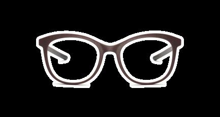 VOYOU eyewear - Woodhull - 3D gedruckte Brille - eckig - Cateye - Damen | 3D printed glasses - square - Ladies | Lunettes imprimées en 3D - carrée - Femme