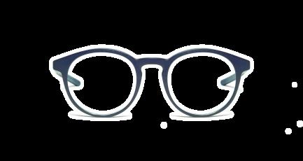 VOYOU eyewear - Dias - 3D gedruckte Brille - rund - Panto - Damen & Herren - Unisex | 3D printed glasses - round - Panto - Ladies & Men | Lunettes imprimées en 3D - ronde - Femme & Homme